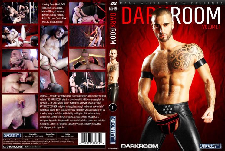 Gay BDSM Darkroom - Volume One