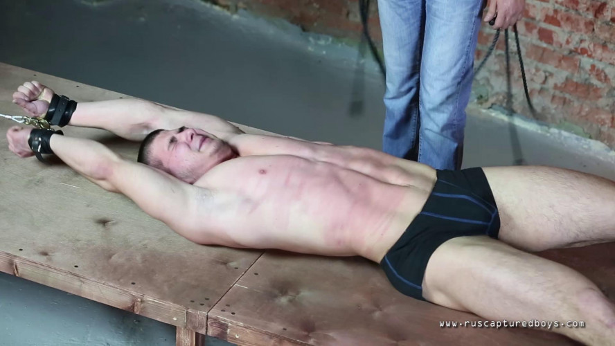 Gay BDSM RusCapturedBoys - Young Offender Pavel - Part III