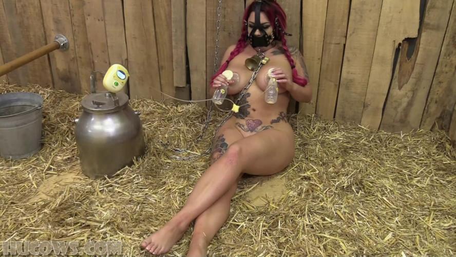 BDSM Curvy Ra – lactating