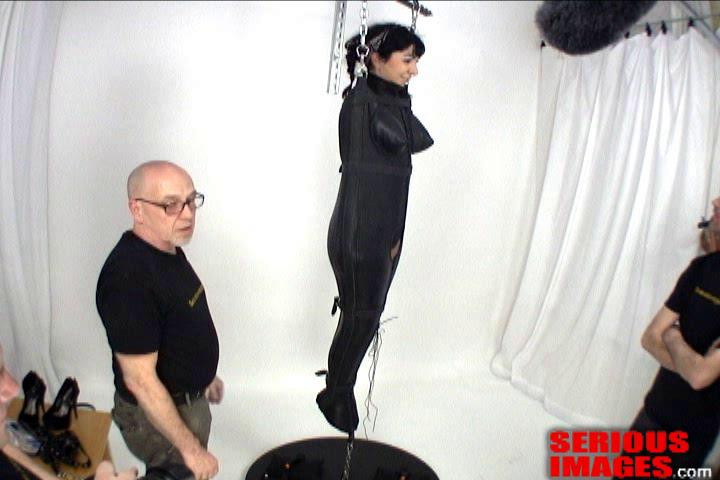 BDSM Captive Kink Gear
