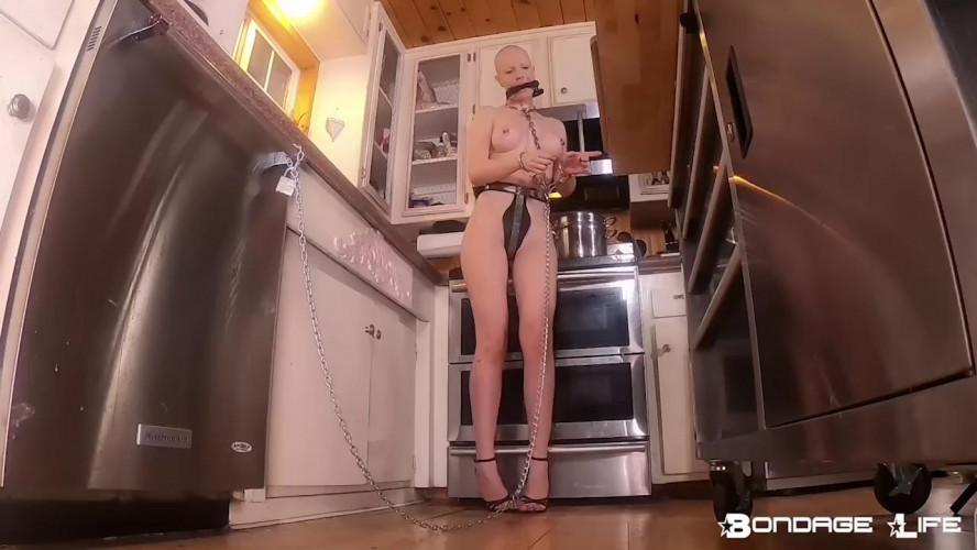 BDSM Kitchen Chores Rachel Greyhound