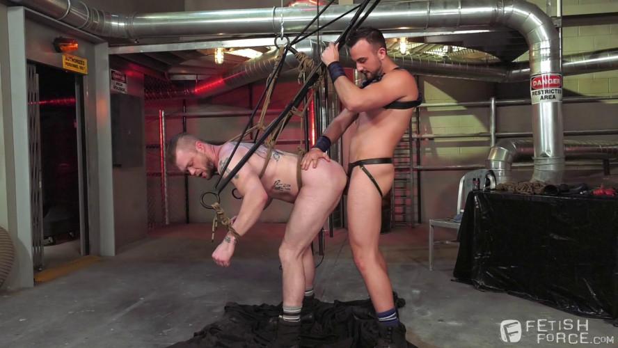 Gay BDSM The Fetish Factory, Scene #01