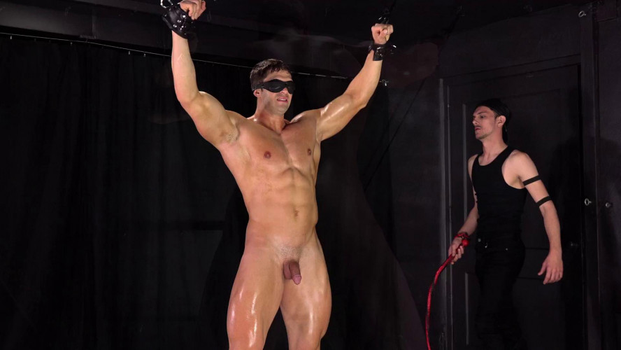 Gay BDSM Stefano - Blind Muscle