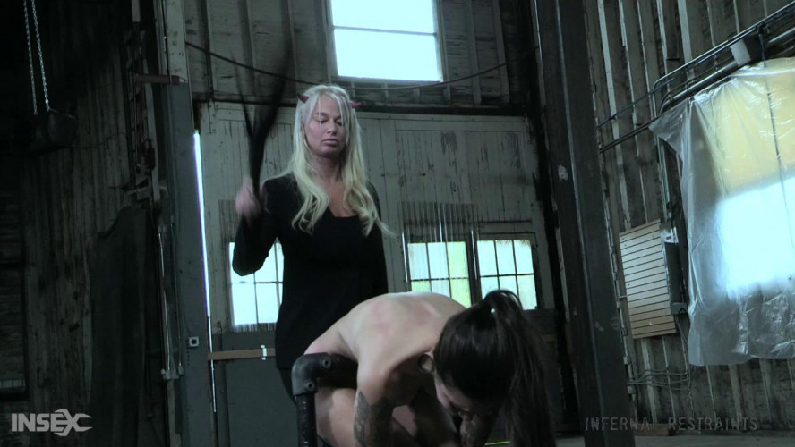 BDSM IR - Luna Lovely - Demonic Desires