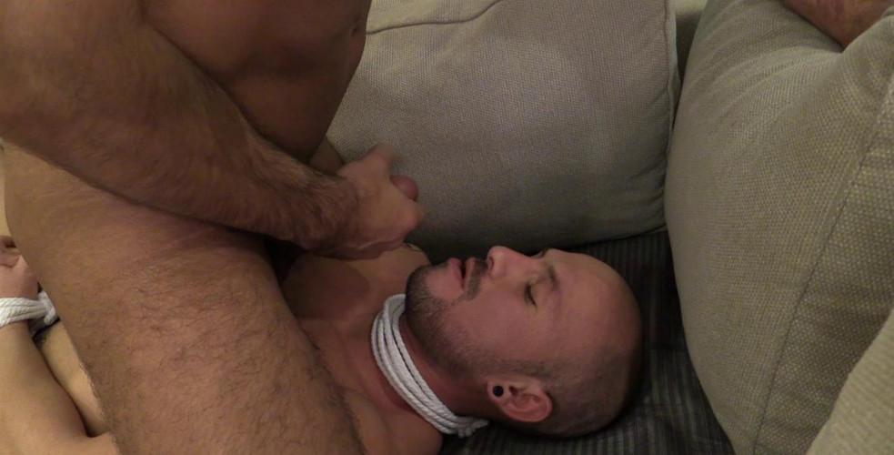 Gay BDSM Sergi And Max Practice Fetish Games