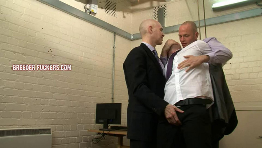 Gay BDSM Rob - Tied and stripped