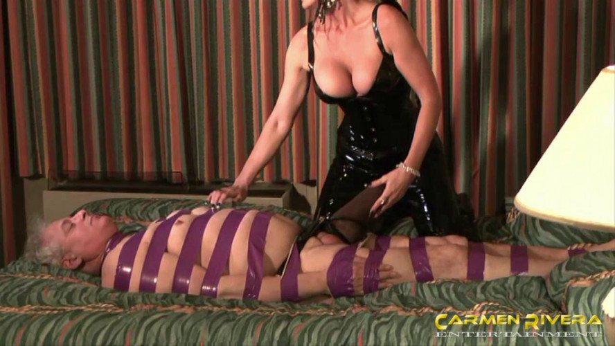 Femdom and Strapon Vip Hot Magic Gold Collection Of Carmen Rivera Entertainment. Part 2.