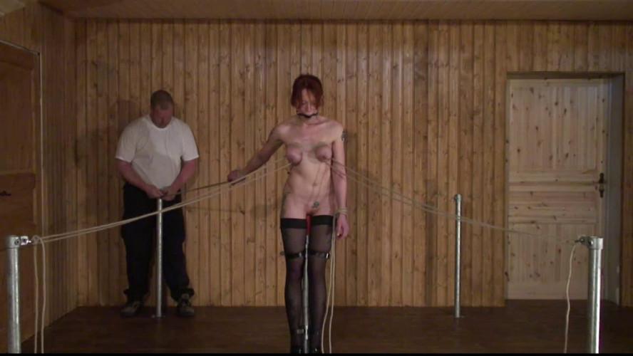 BDSM Long lesson for slavegirl melanie Scene bip022