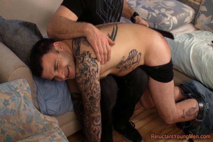 Gay BDSM Indy Wrestler - Gino - Part 1