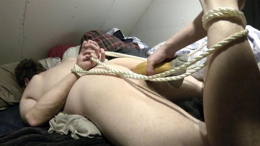 Gay BDSM Only Fans Flint-wolf Scene 5