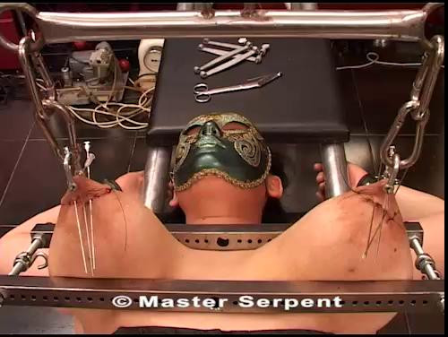 BDSM Torture Galaxy - Juggs Pt 67