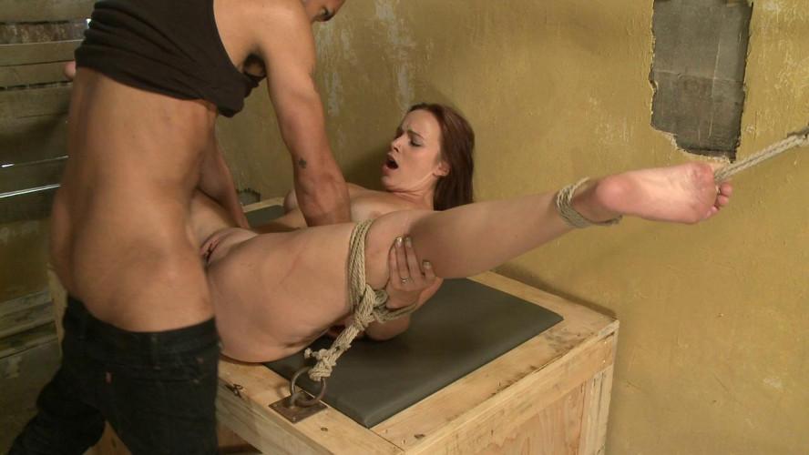 BDSM Brutal Hardcore Sex part 1