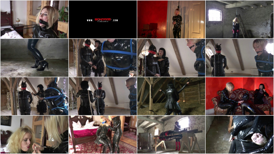 BDSM Latex Magic Sweet New Only Best Collection Bondage Education. Part 2.