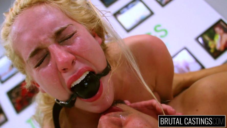 BDSM Brutal Castings - Cadence Lux