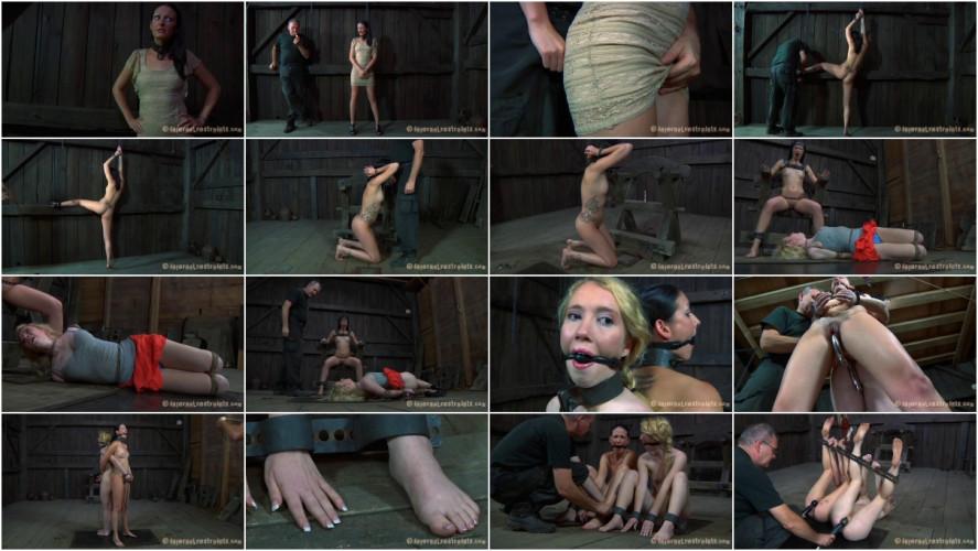 BDSM Escape Attempts Hailey Young, Nicki Blue