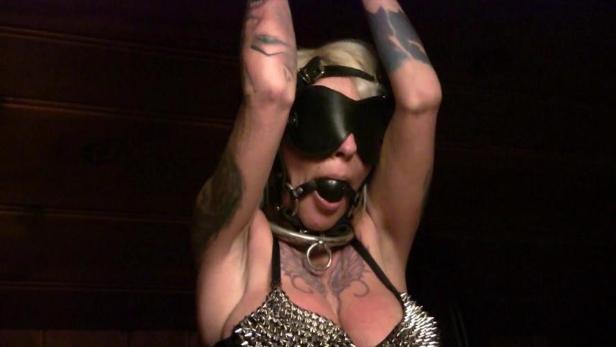 BDSM Tattooed tied