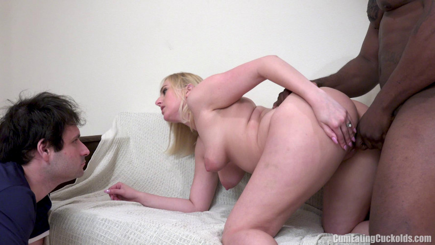 Femdom and Strapon Kate England - Hot Wife Cuckolding