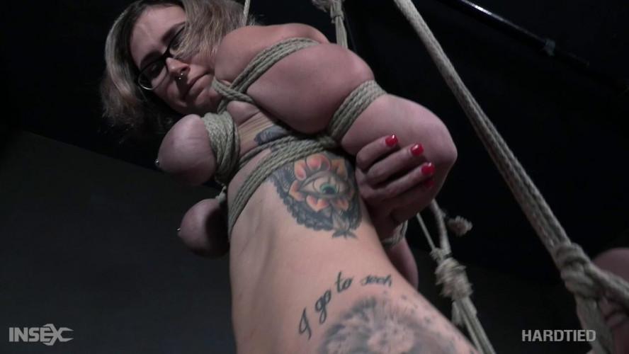 BDSM HdT Tit Tie - Red August