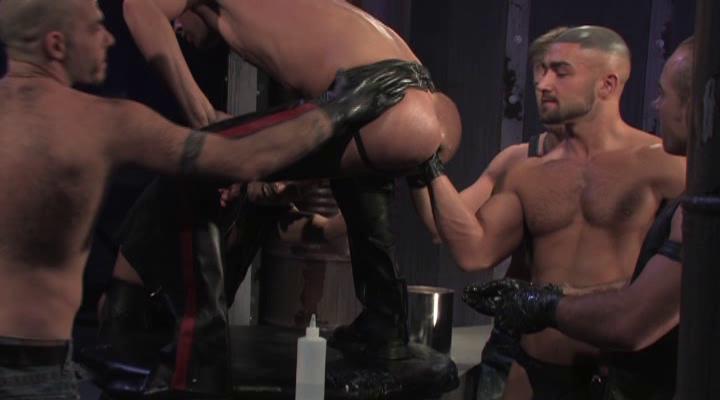 Gay BDSM Fistpack Vol.7: Twist My Arm