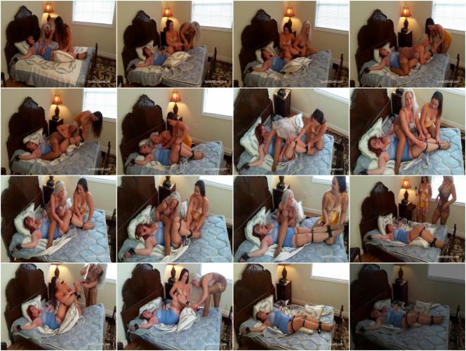 BDSM Sandra Silvers, Ruth Cassidy & Constance Coyne