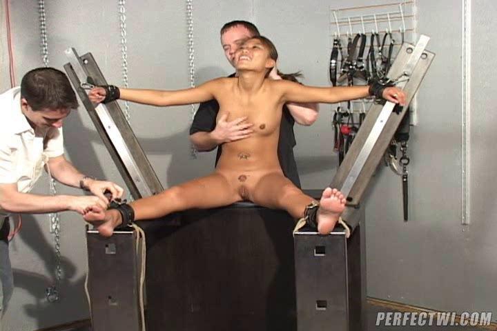 BDSM Asians Bound & Fucked Part 2