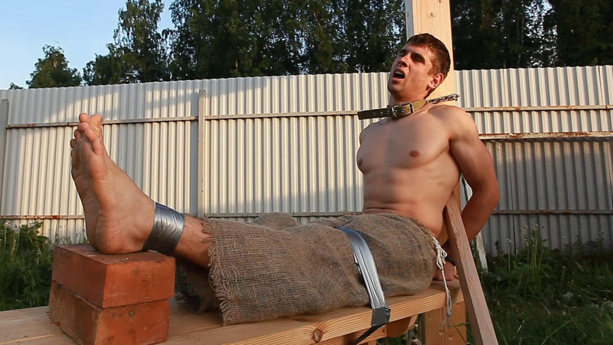 Gay BDSM RusCapturedBoys - Trap for Escaped Captives Part 7