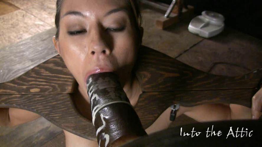 BDSM Intotheattic - Mariko Nara