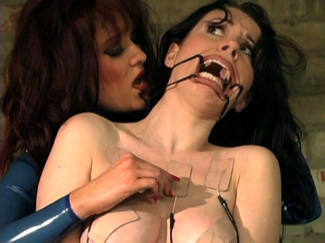 BDSM Latex Snatched