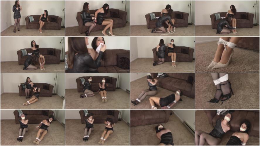 BDSM Arielle Lane & Serene Isley in