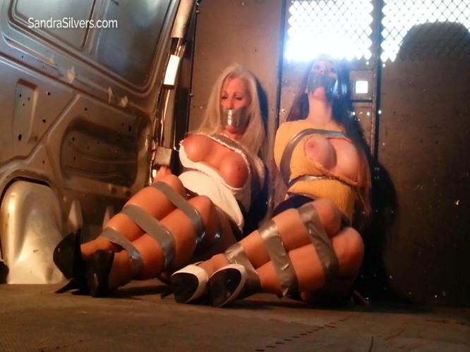 BDSM Sandra Silvers & Samantha Grace