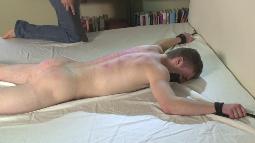 Gay BDSM Beautiful boy beat with three whips joel vol. 3