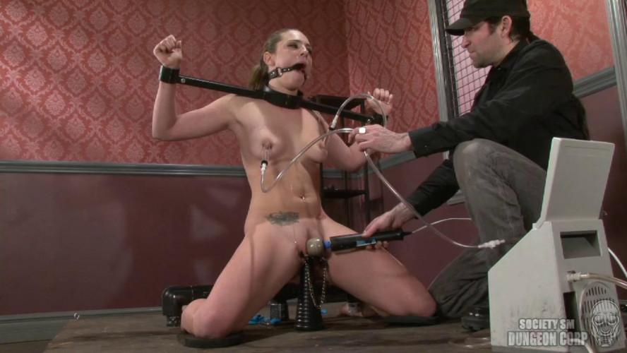 BDSM Bailey Blue Bondage