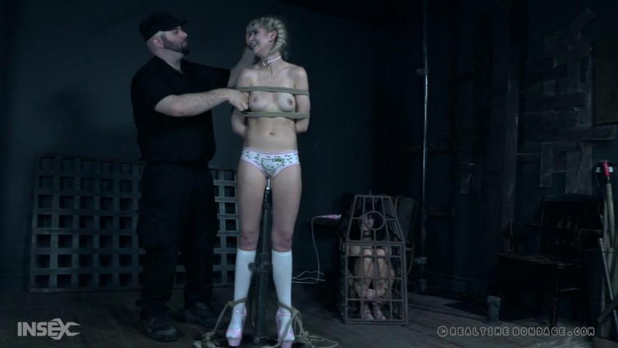 BDSM Plundered Princess
