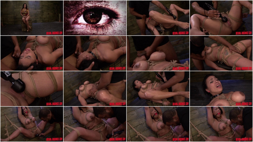 BDSM SexualDisgrace  The hot cougar into extreme bondage