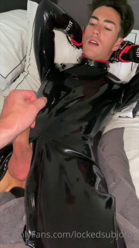 Gay BDSM Jordy bound