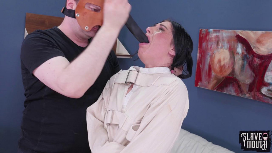 BDSM Exellent New Magic Cool Unreal Good Collection Slave Mouth. Part 4.