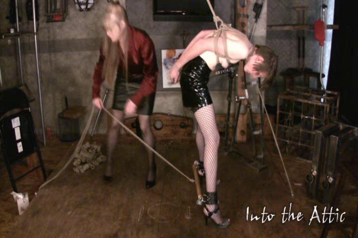 BDSM Into The Attic Magic Mega Wonderfull Sweet Vip Collection. Part 6.