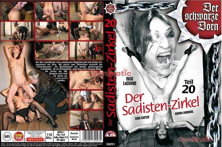 BDSM Der Sadisten Zirkel - part 20