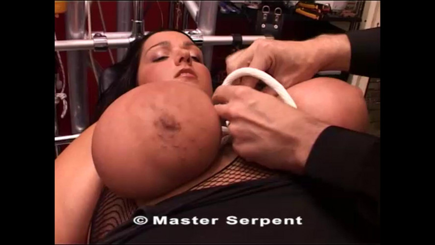 BDSM Beauty Dolly Visiting the Torture Galaxy