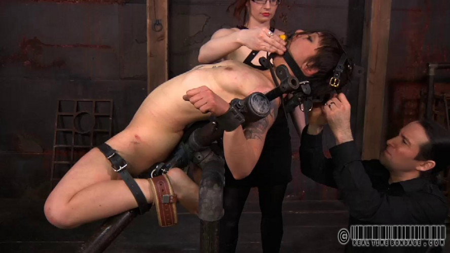 BDSM Mei I Please You? Part Two - Mei Mara, Intersec Crew