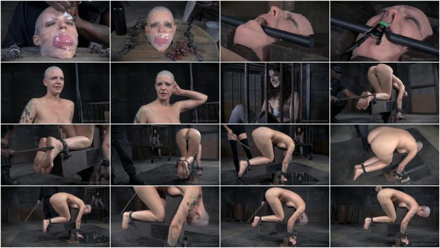 BDSM RealTimeBondage   Abigail Dupree, Endza Slave A Part 3
