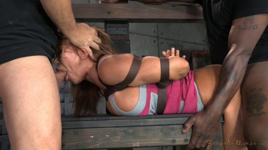 BDSM Ava Devine totally taken apart by dick