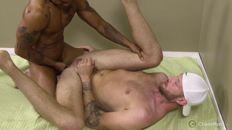 Gay BDSM Basil & Dietrich Edge