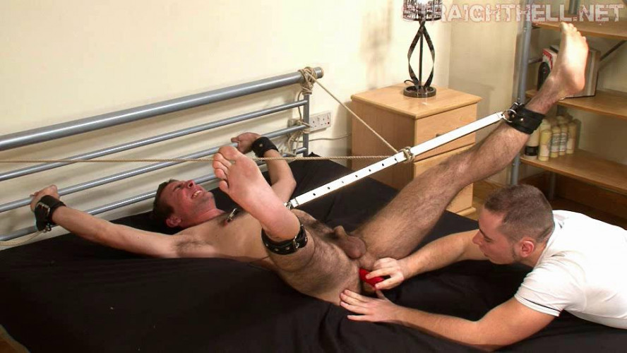 Gay BDSM Magnificent 32 Clips Gay BDSM Straight Hell 2010. Part 2.
