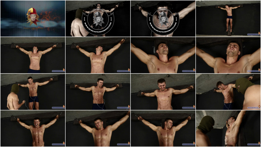 Gay BDSM RusCapturedBoys - Strength Gymnast Anton. Final Part