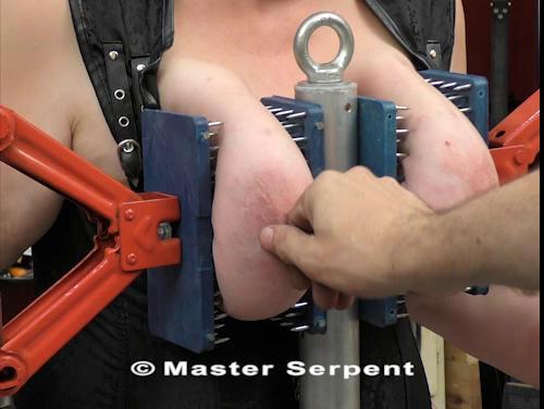 BDSM Tg2Club video of Model Private Play Video Part spv18