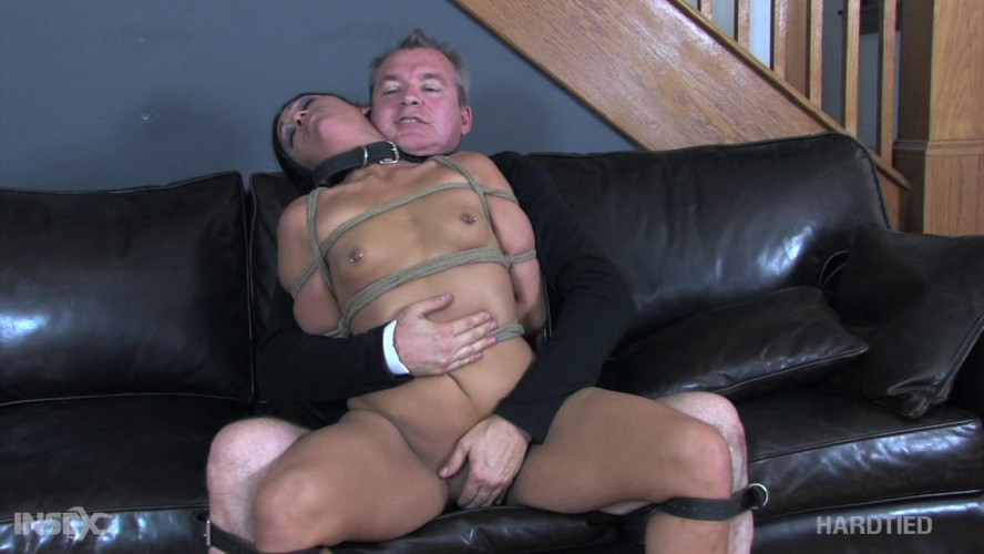 BDSM Jade likes to have her control taken away