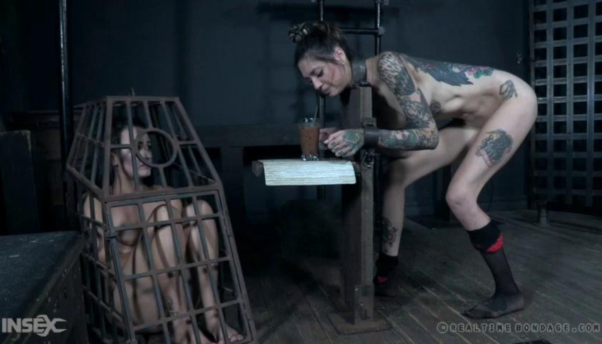 BDSM Pain Road For Rocky Emerson