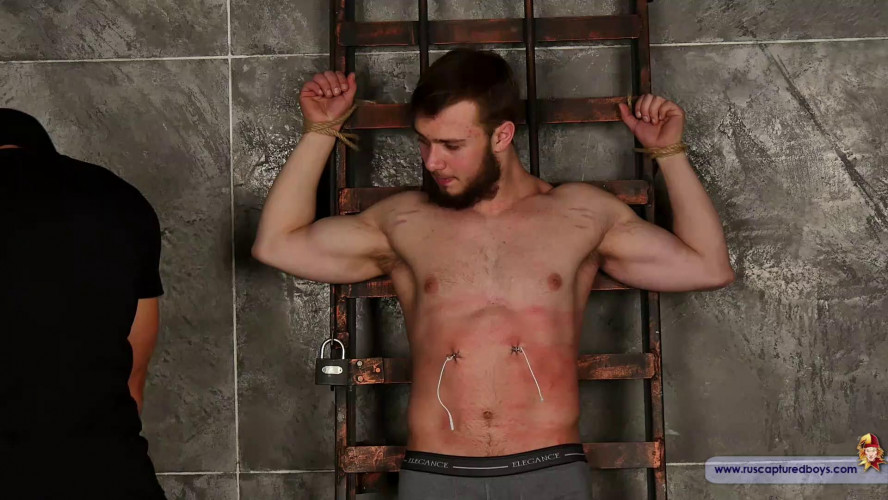 Gay BDSM Must be in captivity part 10