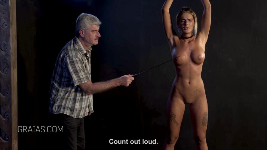 BDSM Hot Slave Fatima Enjoys Brutal Tortures